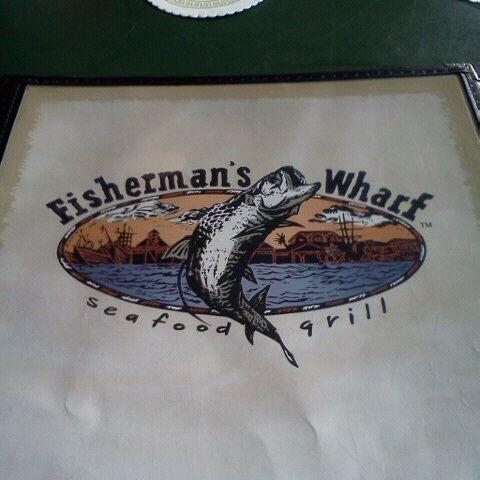 Photo taken at Fisherman's Wharf by Matthew C. on 8/25/2011