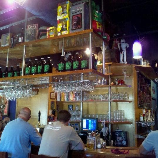 Photo taken at Three Floyds Brewery & Pub by Derek V. on 8/28/2011
