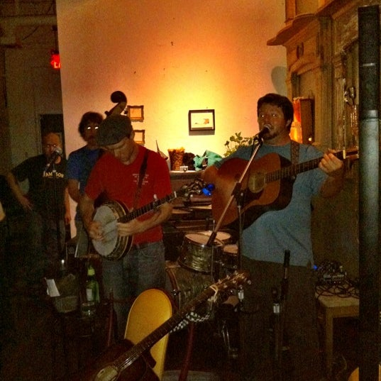 Photo taken at The Bull by Karey S. on 4/7/2012