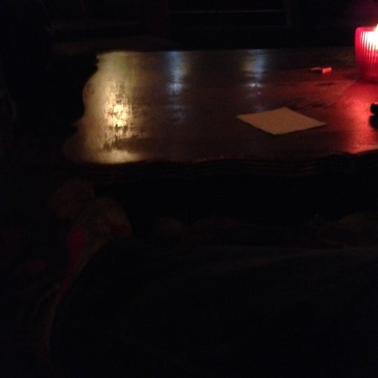 Photo taken at The Blue Monkey Lounge by Jason R. on 8/18/2012