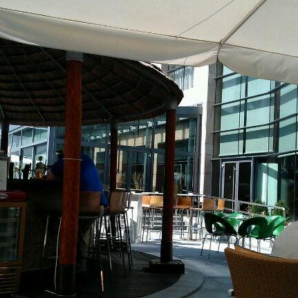 Photo taken at Radisson Blu by Alina C. on 8/14/2012