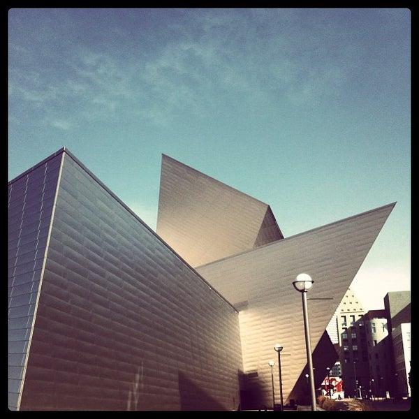 Denver Art Museum: Art Museum In Civic Center