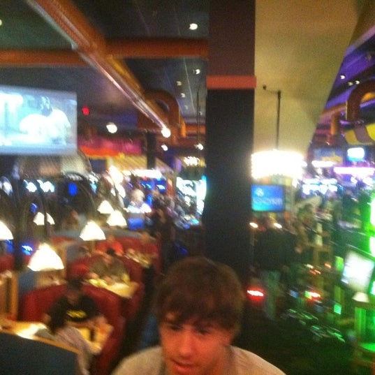 Photo taken at Dave & Buster's by Amy G. on 10/2/2011