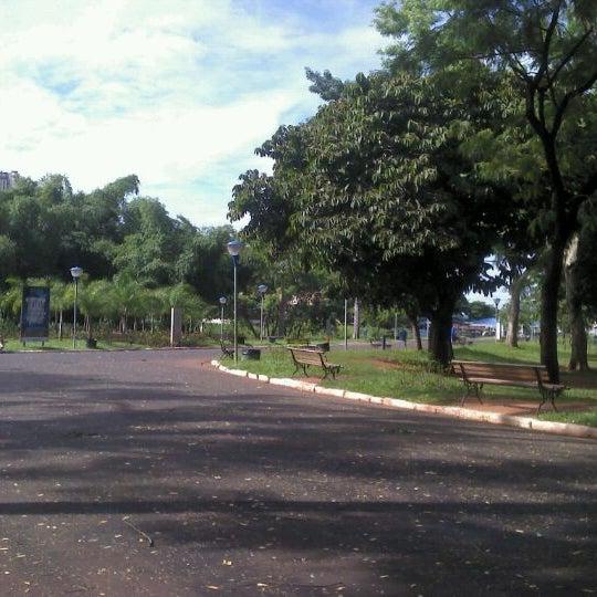 Photo taken at Parque Ecológico Maurilio Biagi by Júlia P. on 1/19/2012