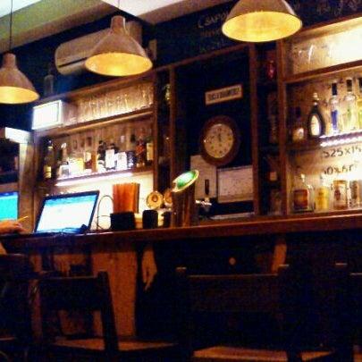 Photo taken at Bobek Cafe by Zsolt H. on 2/2/2012