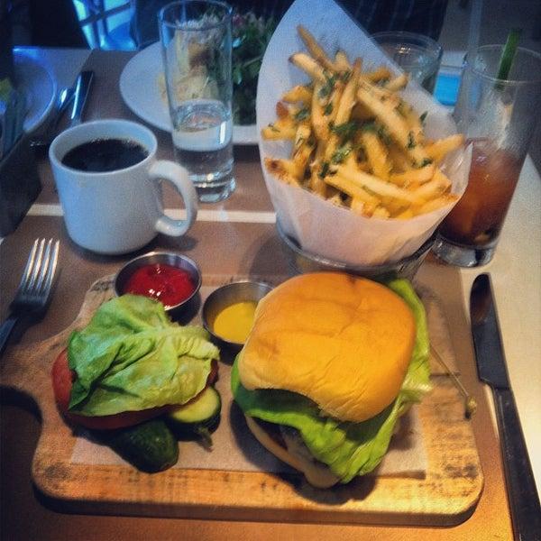 Truffle Fries Restaurant Nyc