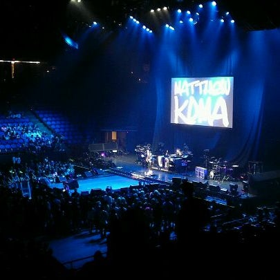 Photo taken at Target Center by Nicholas S. on 5/26/2012