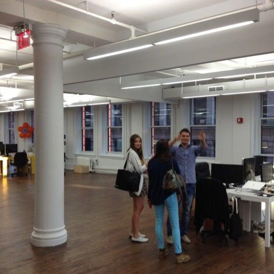 Photo taken at Bitly HQ by Dev A. on 5/17/2012