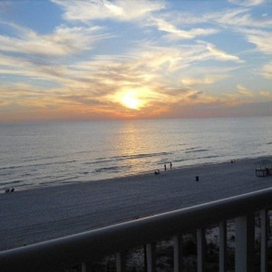 Photo taken at Majestic Beach Resort Panama City Beach by Kristen P. on 5/16/2012