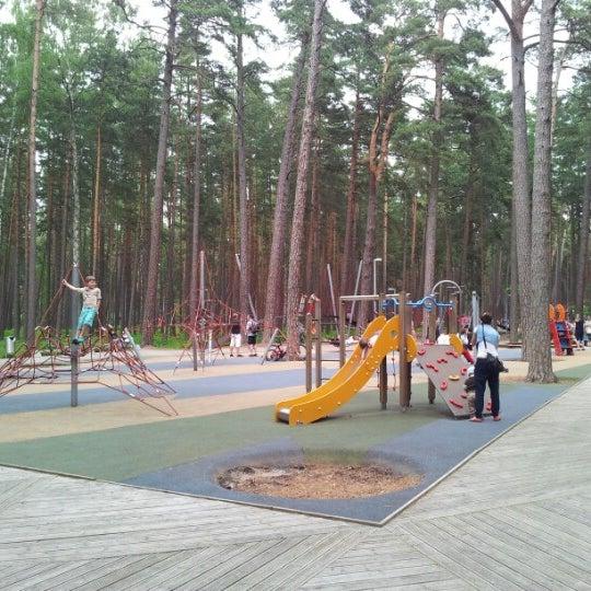 Photo taken at Dzintaru Mežaparks by Ģirts on 6/16/2012