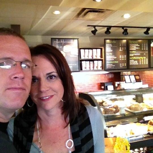 Photo taken at Starbucks by Aaron D. on 2/20/2012