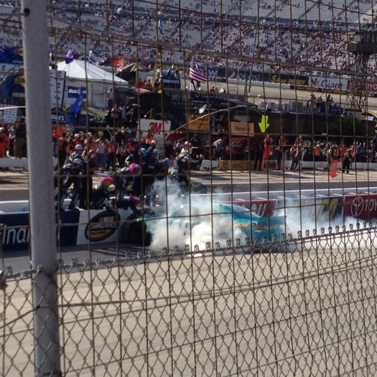 Photo taken at Dover International Speedway by Howard S. on 6/8/2012