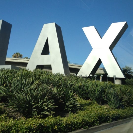 Photo taken at Los Angeles International Airport (LAX) by Jennifer C. on 6/28/2012