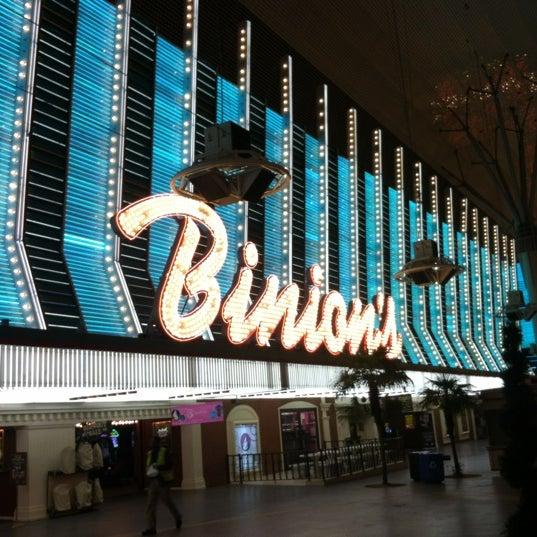 Binion S Cafe Las Vegas Menu