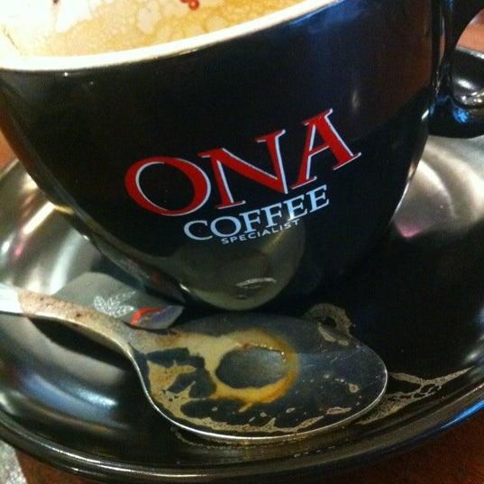Photo taken at My Café by Rod J. on 5/24/2012