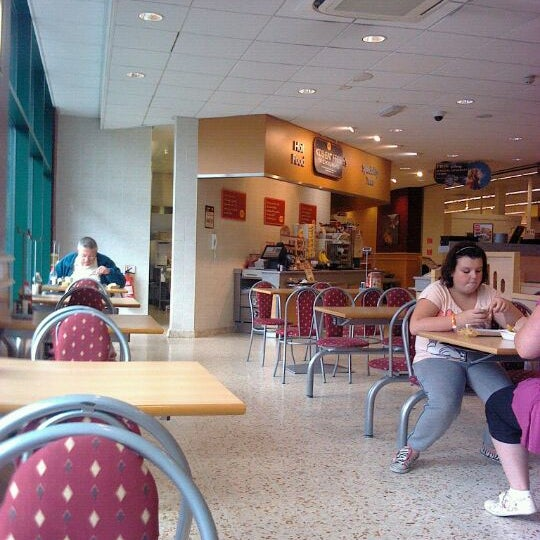 Photo taken at Morrisons by Tommy K. on 8/19/2011