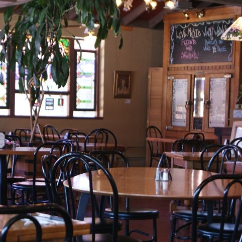 Photo taken at Delectables Restaurant & Catering by Anne on 8/4/2012