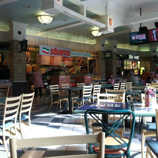 Towne West Mall Food Court