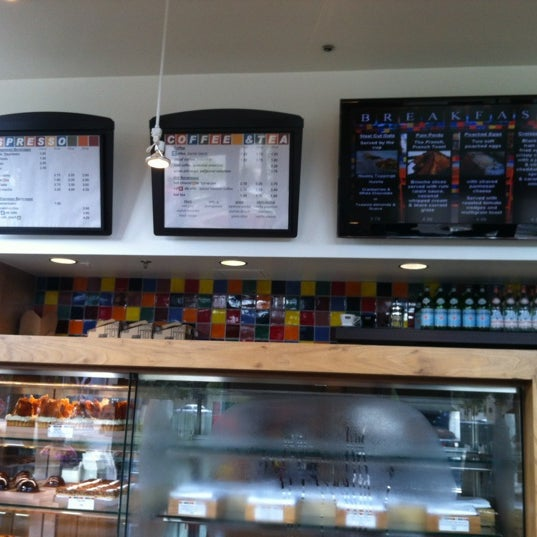 Photo taken at CIA Bakery Cafe by Jennifer N. on 7/17/2012
