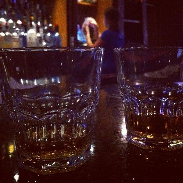 Photo taken at Bigg Blue Martini by Daniel A. on 5/13/2012