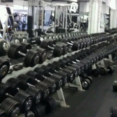 Photo taken at Fit Gym by Quis on 2/3/2012