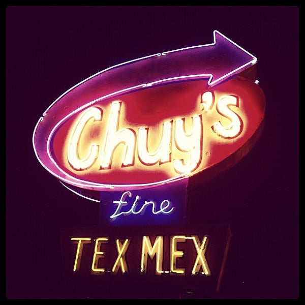 Photo taken at Chuy's by Evan P. on 12/7/2011