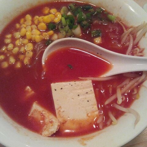 Photo taken at Samurai Noodle by Becky G. on 11/14/2011