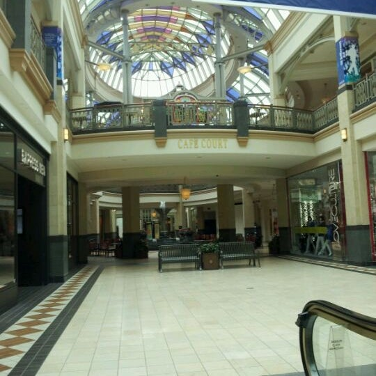 Photo taken at King of Prussia Mall by AJ D. on 4/15/2012