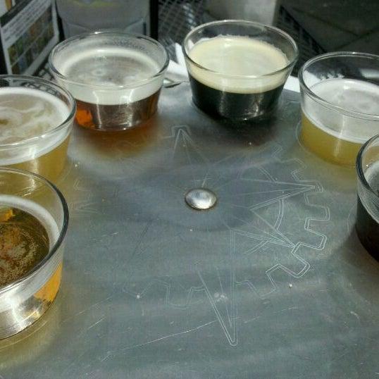Photo taken at Felgey's Bethlehem Brew Works by Steve M. on 7/14/2012
