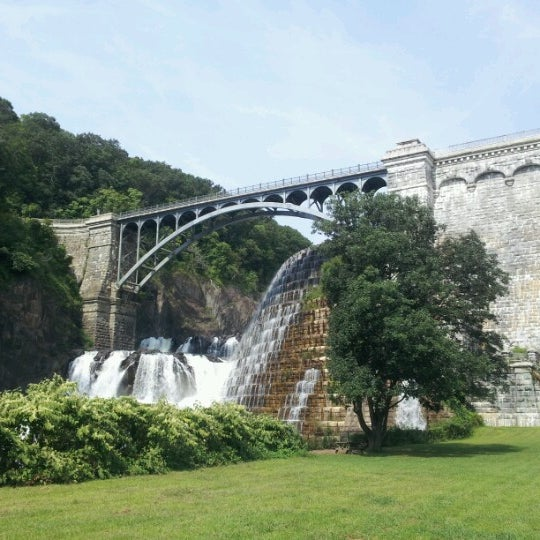 Photo taken at Croton Gorge Park by Christianna R. on 8/24/2012