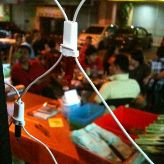 Photo taken at Nasi Lemak Cikgu by Yusri Amri H. on 9/1/2012