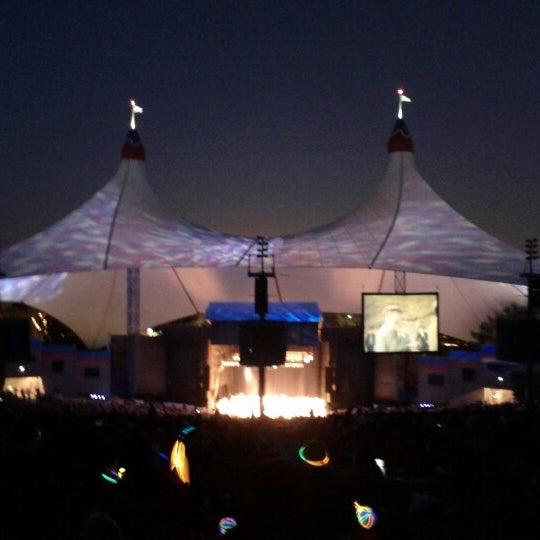 Shoreline Amphitheatre Music Venue
