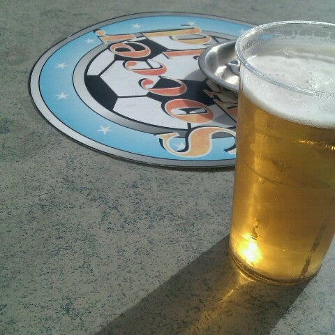 Photo taken at Soccer World by Jeroen E. on 7/21/2012