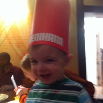 Photo taken at Benihana by Mattie A. on 1/23/2011
