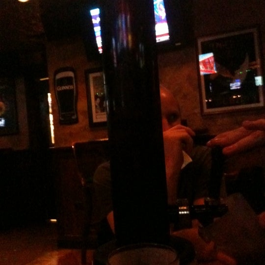 Photo taken at Finn McCool's Irish Sports Pub by Matt J. on 5/8/2011