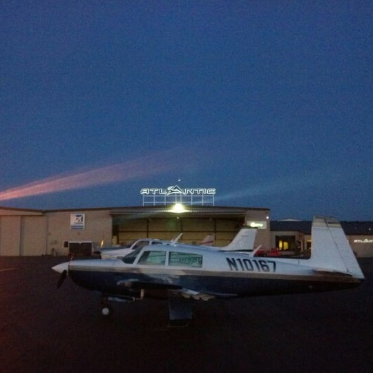 Photo taken at Eugene Airport (EUG) by Jeff Z. on 7/29/2012