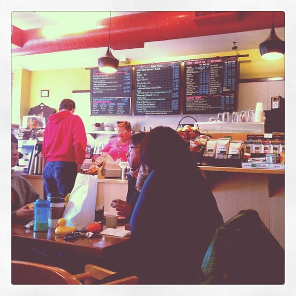 Photo taken at The Coffee Shop NE by Rick G. on 10/29/2011