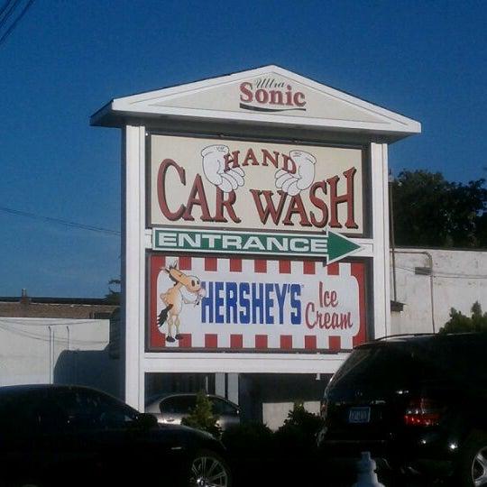 Ultra Sonic Car Wash Jericho