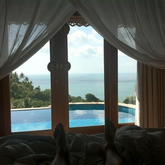 Photo taken at Santhiya Resort And Spa Koh Phangan by Markus G. on 7/23/2012