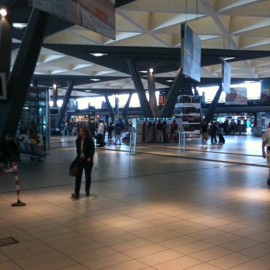 Photo taken at Napoli Centrale Railway Station (INP) by Андрей Ж. on 7/25/2012
