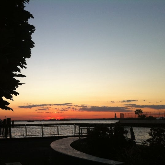 Photo taken at Louis Valentino, Jr. Park & Pier by Brian P. on 8/31/2011