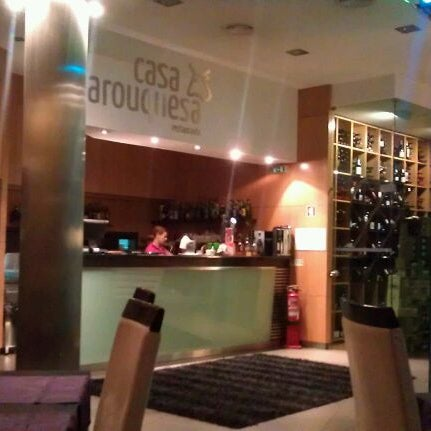 Photo taken at Restaurante - Casa Arouquesa by Eloi G. on 8/15/2011