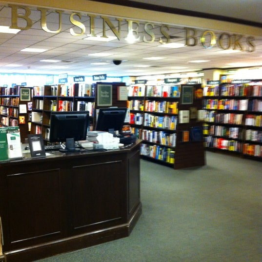 Photo taken at Barnes & Noble by JoAn S. on 6/6/2012