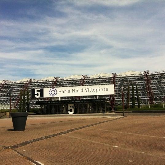 Parc des expositions de paris nord villepinte villepinte for Parking parc des expositions paris