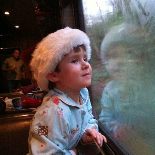 Photo taken at Great Smoky Mountain Railroad by Leigh S. on 12/17/2011