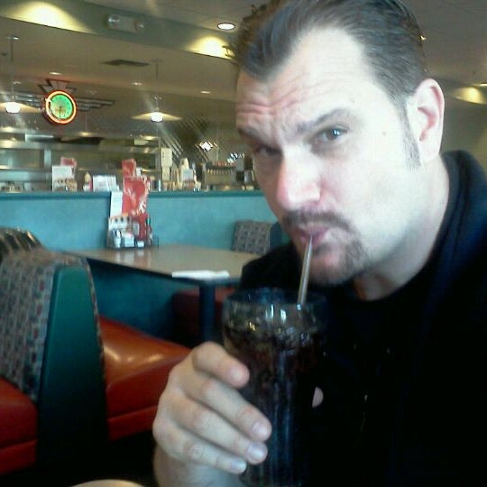 Photo taken at Denny's by Ray B. on 1/18/2012