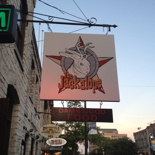 Photo taken at The Jackalope by Tom C. on 8/7/2012