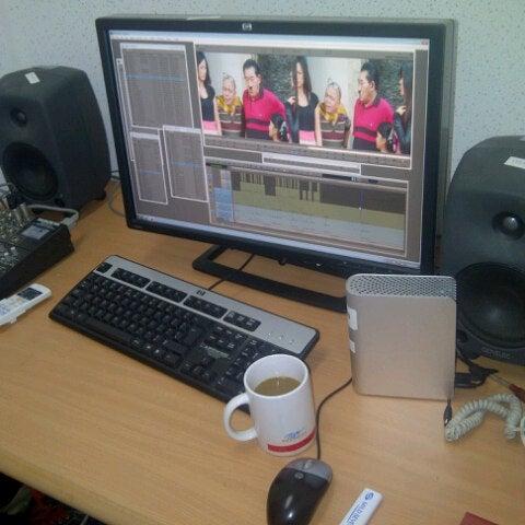 Photo taken at Studio 4 RCTI by widi n. on 7/15/2012