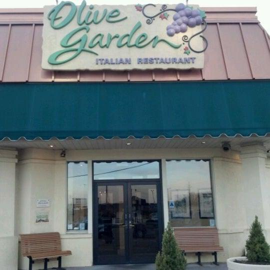 Megan mckenzie Olive garden italian restaurant dallas tx