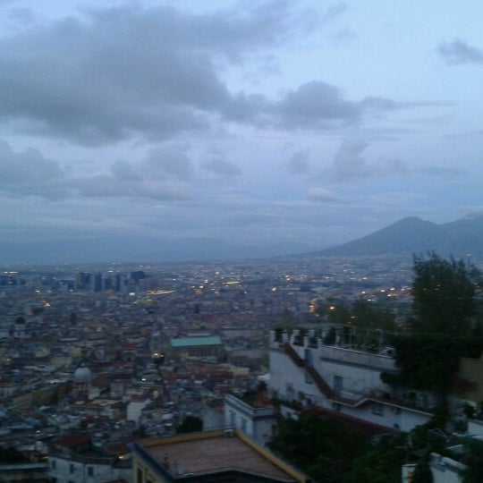 Photo taken at Largo San Martino by Diego M. on 9/4/2012